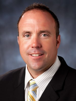 New ACU football coach Adam Dorrel