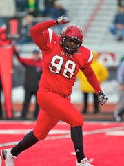 South Kitsap grad Renard Williams dominated during Eastern Washington's national championship run in 2010 and remains a popular figure on the Cheney campus.