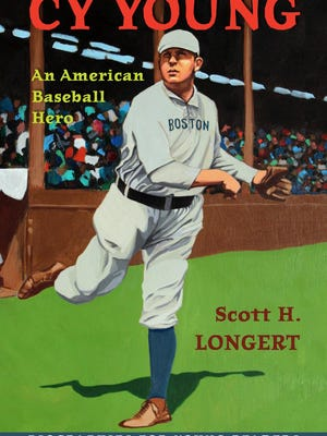 """Cleveland area author Scott Longert has written a new biography of baseball great Denton """"Cy"""" Young that is designed for young children."""