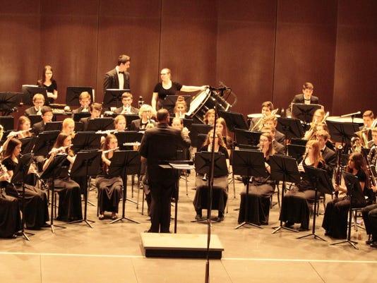 Wind Ensemble 2018 State Festival
