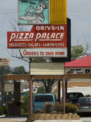 Pizza Palace on Magnolia in East Knoxville.