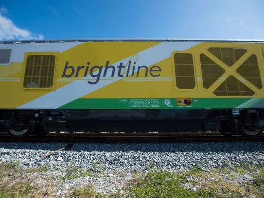 Brightline trains continue service between West Palm