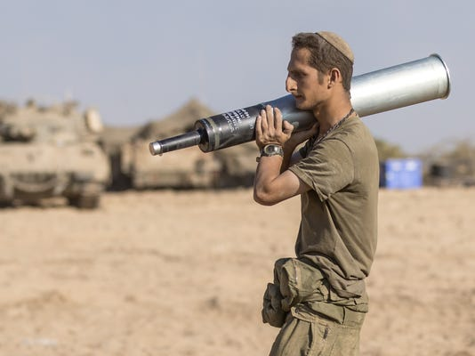 Israel calls up further 16,000 reserves for Gaza conflict
