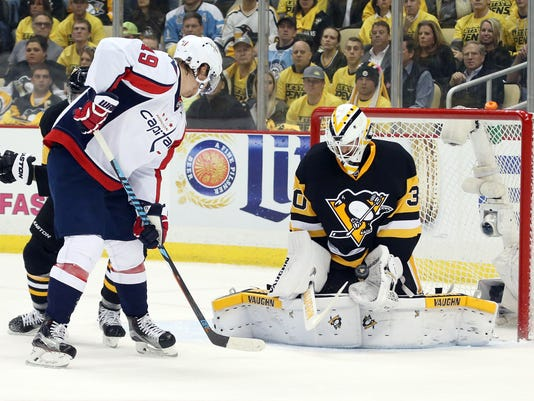 USP NHL: STANLEY CUP PLAYOFFS-WASHINGTON CAPITALS S HKN USA PA
