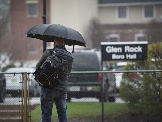 Glen Rock Rain weather 3