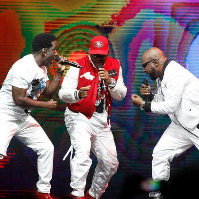 Boyz II Men, local performers to wow this Friday