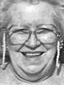 Dorothy Jane McGarvey, 91