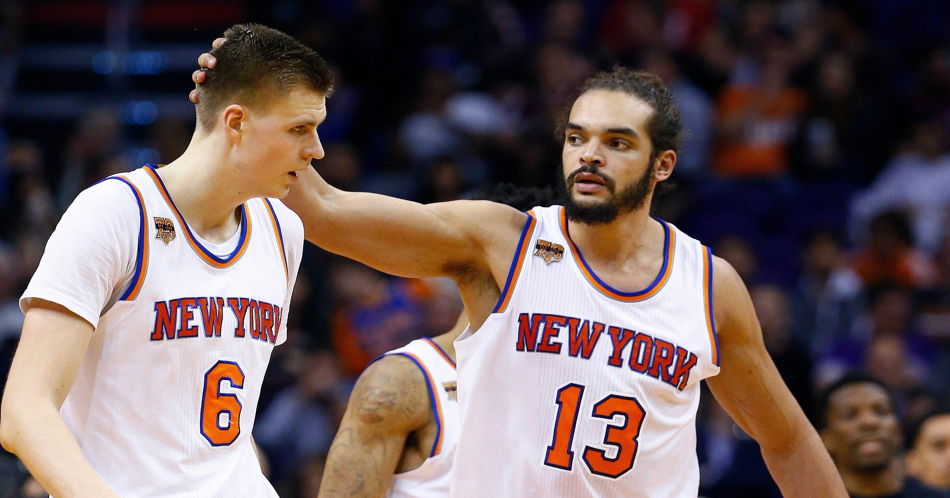 cf32583db83c Knicks feel pain  lose to Suns