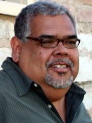 Author and artist José Lozano.