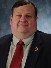 Republican Cascade County Commissioner Joe Briggs
