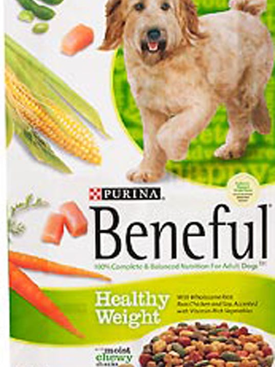 Beneful brand dog food contains toxins that are harmful to dogs and
