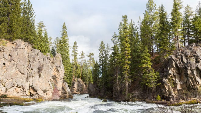 Dechutes River featured in the Apple's annual environmental responsibility report.