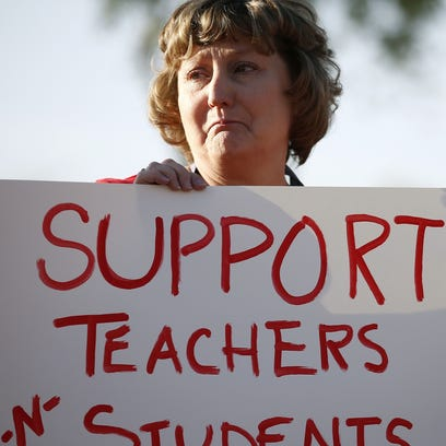 Arizona teacher walkout: What worries parents most