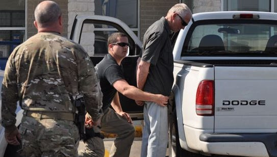 Serial killer suspect Felix Vail was arrested May 17,