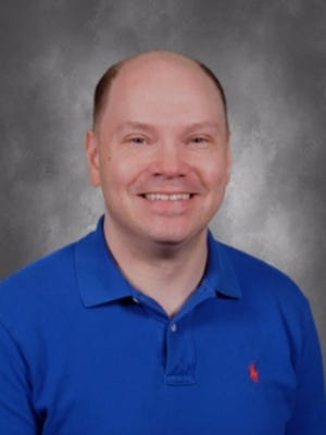 Frank Ruggiero is Nutley school district's new World Curriculum coordinator.