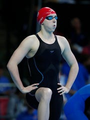 Swimmer Katie Ledecky could pocket up to $125,000 from