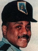 Sparks Police Officer Larry Johnson was killed in the line of duty on May 22, 1995.