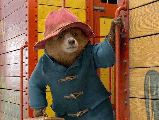 """""""Paddington 2"""" is out on DVD and Blu-ray on Tuesday."""