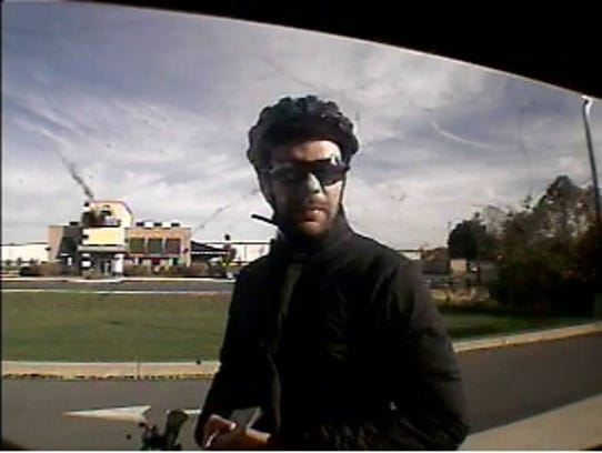 Chambersburg Police said this man is a person of interest