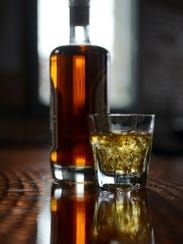 The American Fifth rye whiskey pictured on Wednesday,