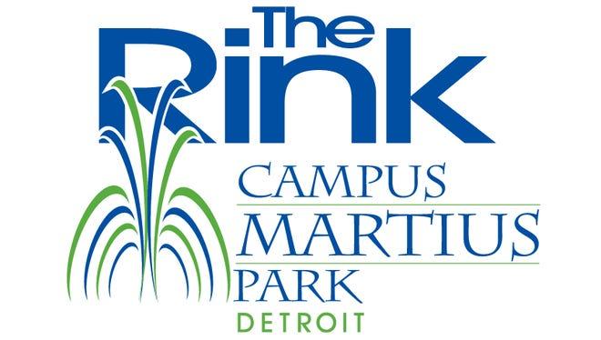 The Rink at Campus Martius Park