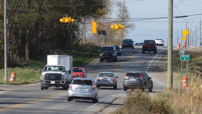Residents in both Novi and Lyon Township have clamored for improvements at 10 Mile and Napier, which should be coming in the summer.