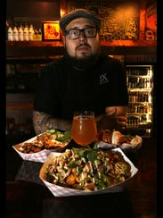 Chef David Montoya of Honeywood food truck at Common