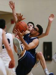 Chapin's Matthew Gregory battles Del Valle's Julian