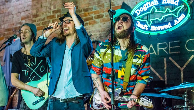 Cyrus Youngman & the Kingfishers perform Jan. 23 at Square Cat Vinyl.