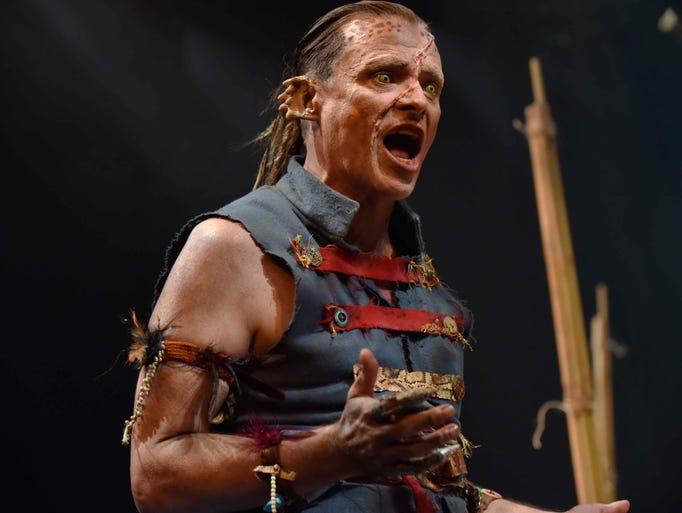 Richard Watson stars in Orlando Shakespeare Theater's