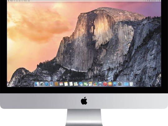 Desktop - Apple iMac