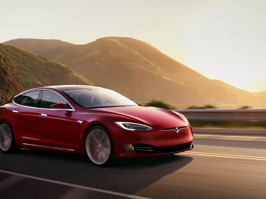 The Tesla Model S is among the least-stolen new cars in the U.S.