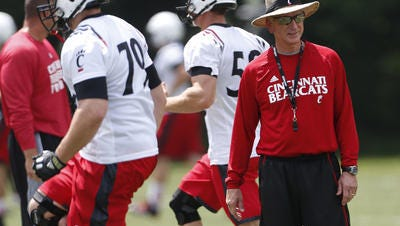 Tommy Tuberville said he does not pay much attention to bowl speculation.