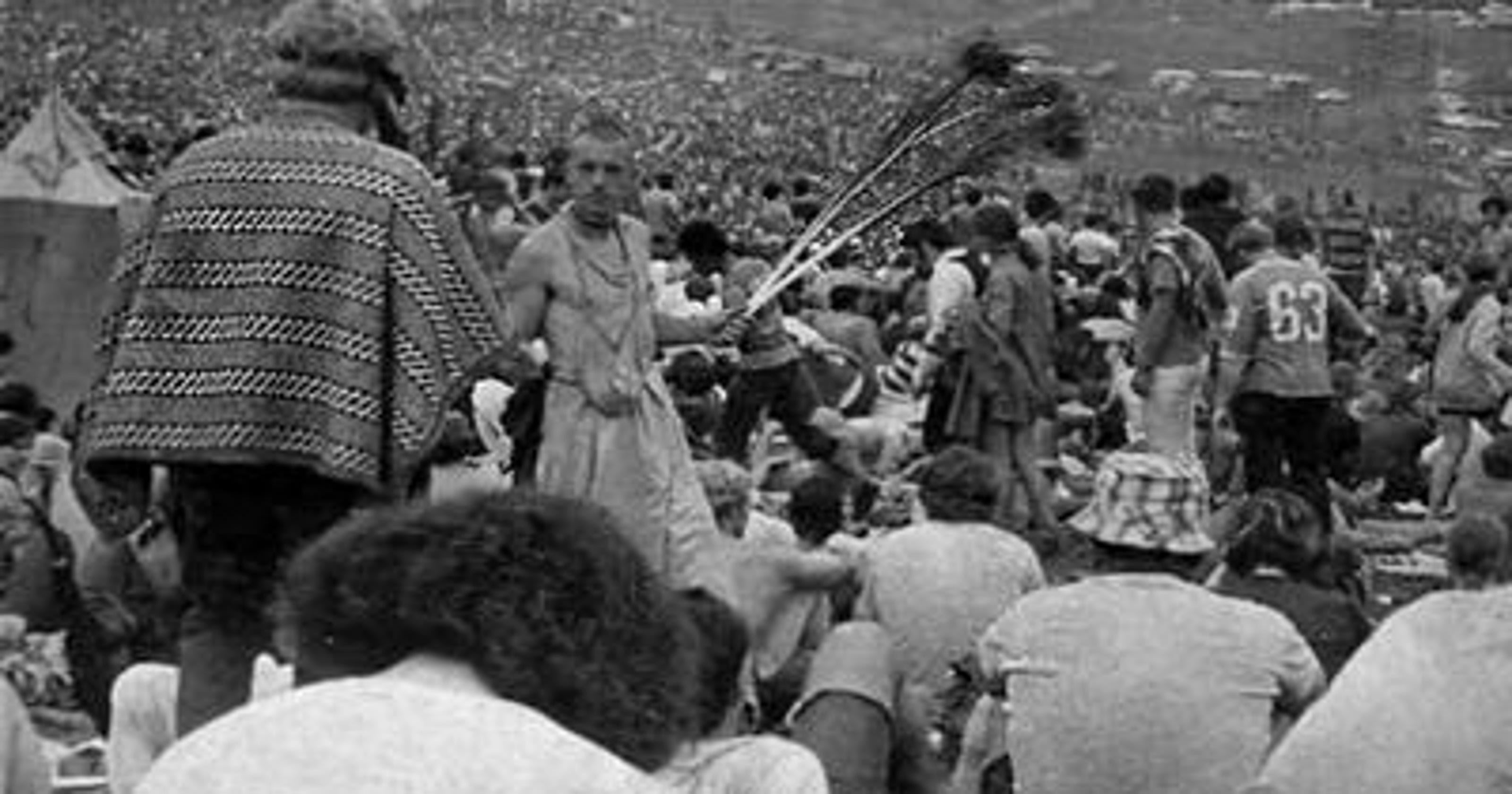 Archive: Woodstock freaky facts