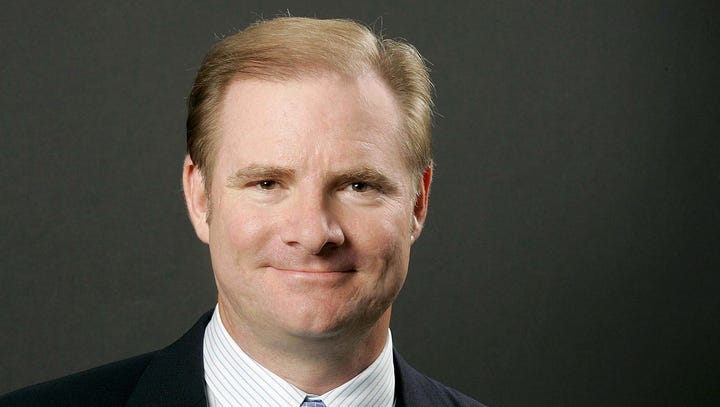 New Courier Journal Editor Rick Green shares his vision