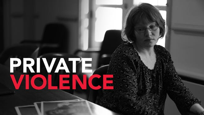 """""""Private Violence"""" will be shown 7 p.m. Thursday, Feb. 12, at the Historic Grand Theatre, 191 High St. NE, as part of the Salem Progressive Film Series."""