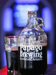 Papago Brewing Co. is in south Scottsdale.