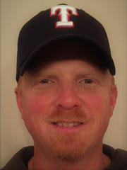 Tecumseh assistant softball coach David George