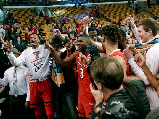 AP NCAA TEXAS TECH PURDUE BASKETBALL S BKC USA MA