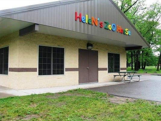 Helens House Vandalism 05-27-15