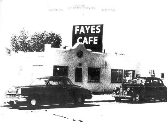 Faye's Cafe