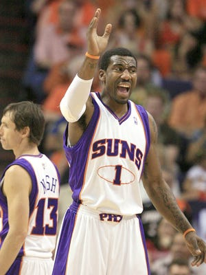 Former Phoenix Suns star Amar'e Stoudemire, who retired from the NBA as a New York Knick last week, is evidently not done playing basketball.