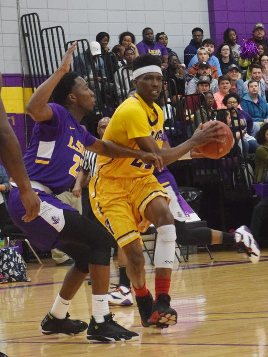 LSU of Alexandria hosted LSU of Shreveport Wednesday, Jan. 31, 2018 at the Fort on the LSUA campus.