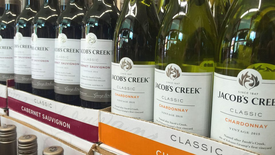 Bouharoun's Fine Wines & Spirits  is currently selling