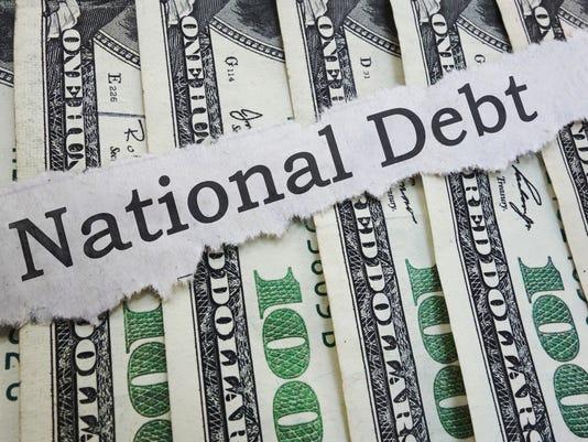 National Debt headline