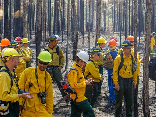 Fire researchers and managers from around the country gathered in the Red Hills this spring for the annual Prescribed Fire Science Consortium Burn Event.