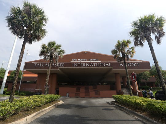 The Tallahassee International Airport, seen here on