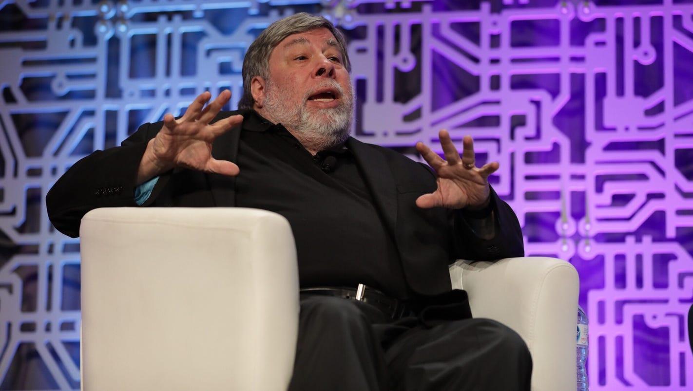 Steve Wozniak wants to revolutionize tech education, starting in Arizona