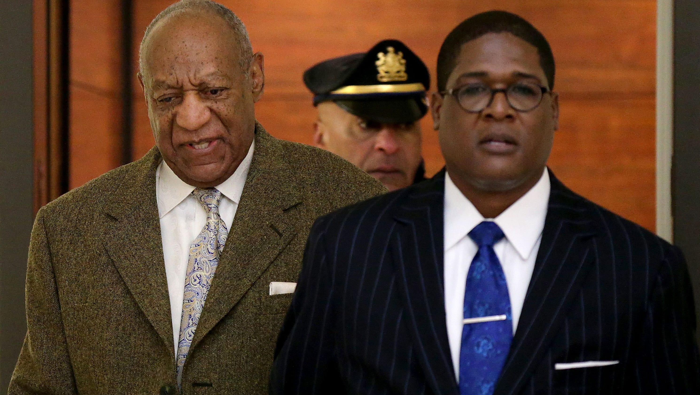 Bill Cosby back in court before retrial, loses bid to dismiss sexual  assault case