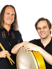 """""""Wind and Fire"""" perform on June 17 at the Bohemian Art Loft in Redding."""